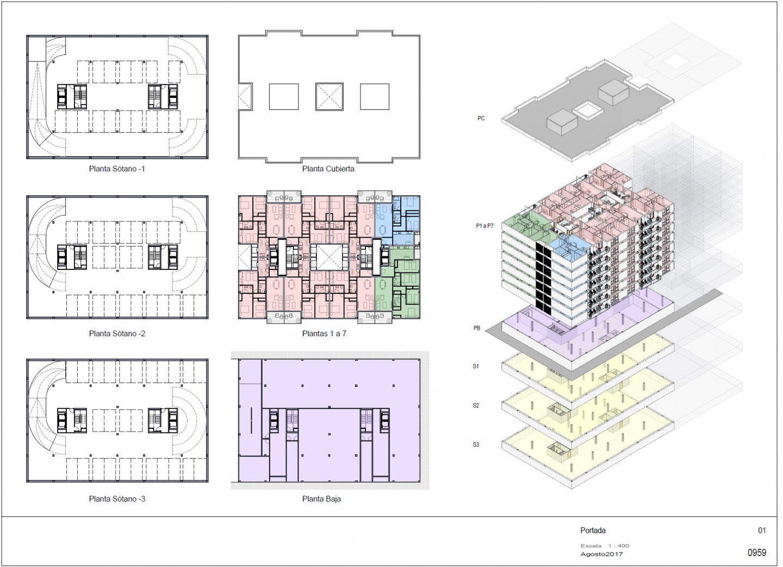 Residential Building (Preliminar design_02)