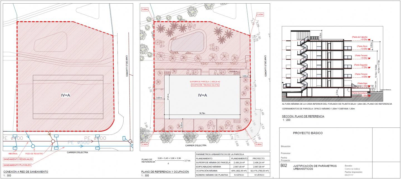 Residential Building (Schematicr design01)